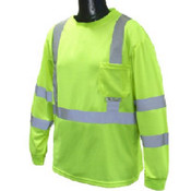 Radians Class 3 LS Mesh Safety Shirt