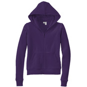 Gildan Ladies' 8 oz. Heavy Blend™ 50/50 Full-Zip Hood