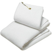 Port Authority® - Grommeted Tri-Fold Golf Towel.