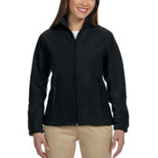Ladies 8 oz. Full-Zip Fleece