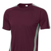 SportTek Men's Colorblock Competitor™ Tee