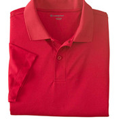 Harriton Men's Micro-Pique Polo