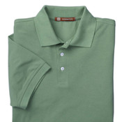 Harriton Men's  5.6 oz. Easy Blend Polo