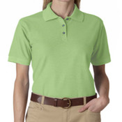 UltraClub Ladies' Whisper Piqué Polo NH8541