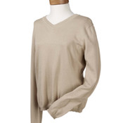 Devon & Jones Ladies'  V-Neck Sweater