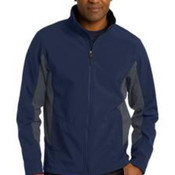 Port Authority® Core Colorblock Soft Shell Jacket