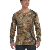 Code V Officially Licensed REALTREE® Camouflage Long-Sleeve T-Shirt