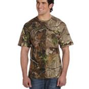 Code V Officially Licensed REALTREE® Camouflage Short-Sleeve T-Shirt