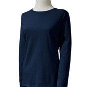 Gildan Heavy Cotton™ Ladies' 5.3 oz. Missy Fit Long-Sleeve T-Shirt
