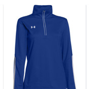 UA LADIES QUALIFIER WARM-UP ¼ ZIP