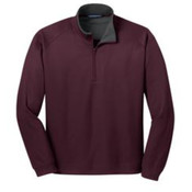 Port Authority Vertical Texture 1/4-Zip Pullover