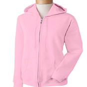 Gildan Heavy Blend Ladies' 8 oz., 50/50 Full-Zip Hood