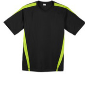 Sport-Tek Ladies Colorblock PosiCharge Competitor Tee