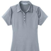 Port Authority Ladies Fine Stripe Performance Polo