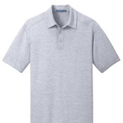 Port Authority Digi Heather Performance Polo