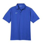 Nike Golf Dri-FIT Sport Swoosh Pique Polo.