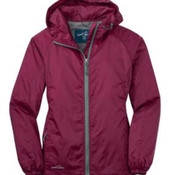 Eddie Bauer Ladies Packable Wind Jacket.