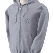 Gildan 8 oz. Heavy Blend 50/50 Full-Zip Hood