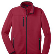 Port Authority Pique Fleece Jacket