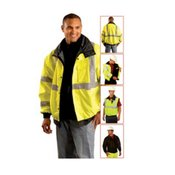 Hi-Viz Safety Wear