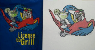 License to Grill Image