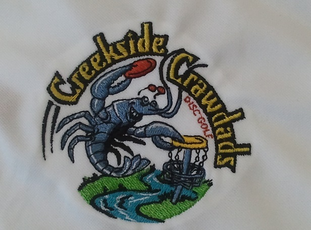 Creekside Crawdads Logo