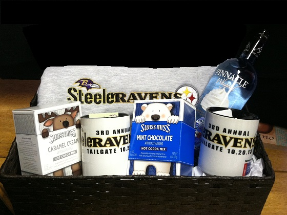 SteeleRavens Gift Basket