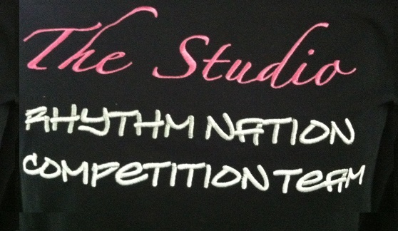The Studio Rhythym Nation Logo